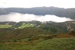 駒ヶ岳から見る眺望