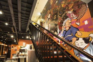飲食店,内装,デザイン